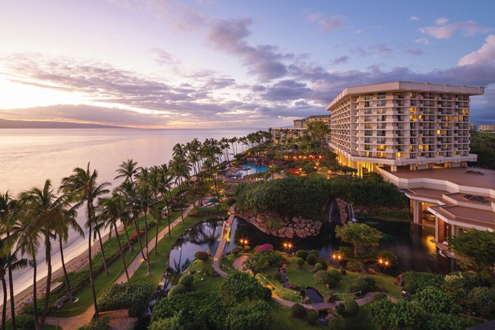 Hyatt Regency Maui Resort and Spa 2